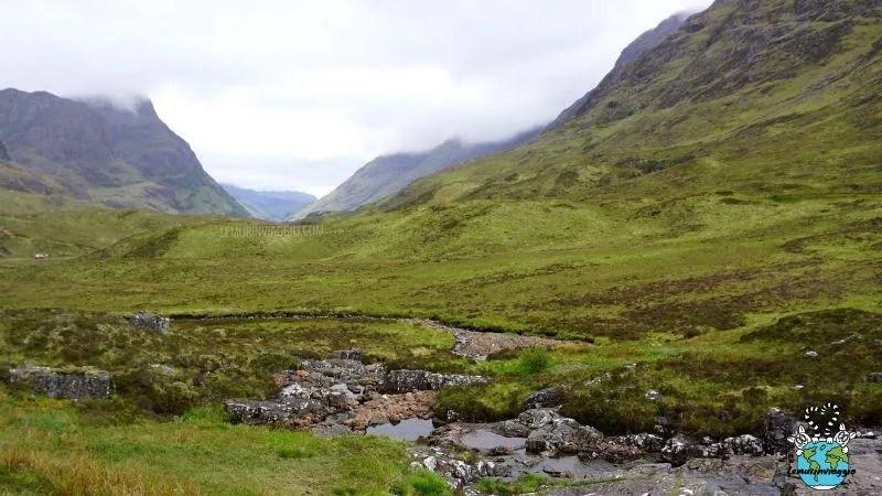 La valle di Glencoe detta valle del pianto