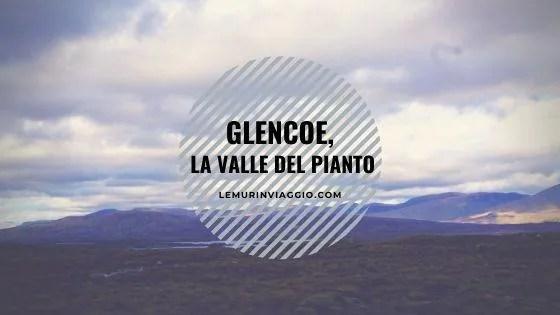 Glencoe Scozia