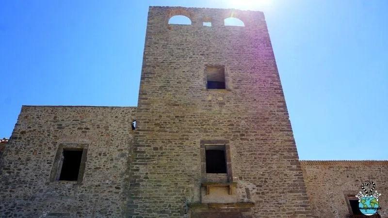 Il castello feudale sichinulfo di Abufina e Selepino a Grottole