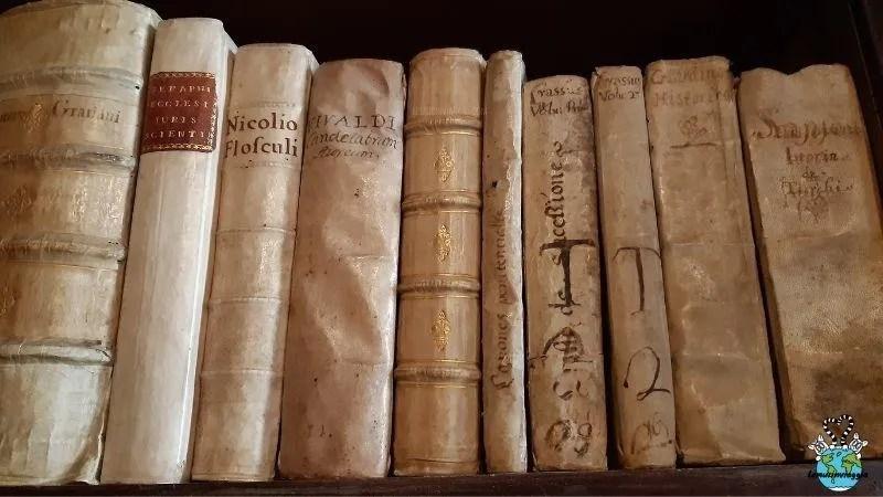 libri antichi della collezione Alessandro Gambalunga