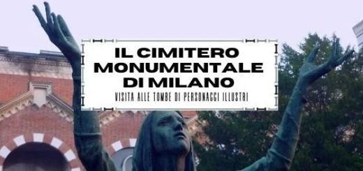 Cimitero monumentale di milano un museo a cielo aperto