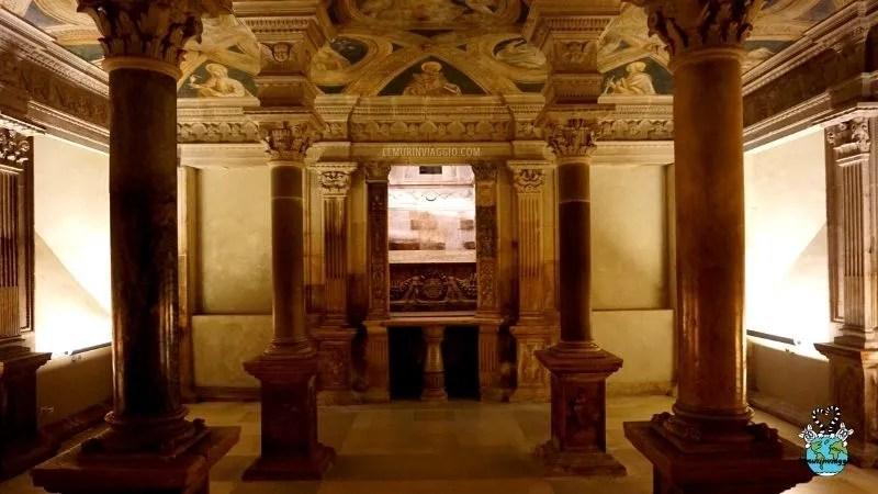 misteri e curiosità della cattedrale di Acerenza
