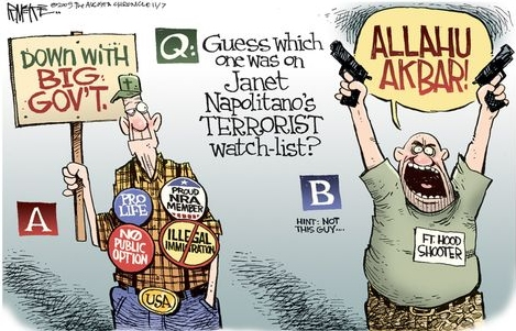 terrorist watch-list