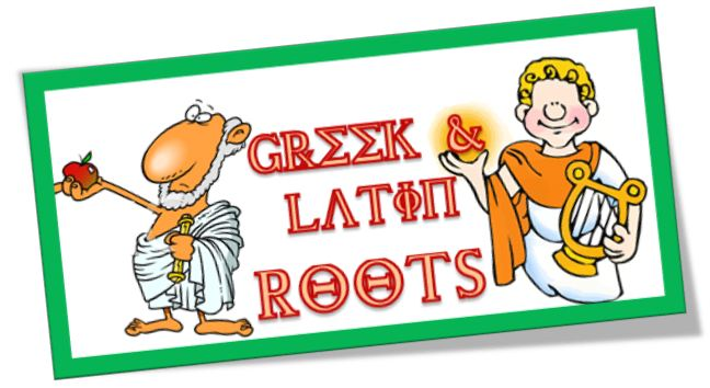 Greek Root Words…  Lemurs Class Blog