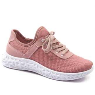 tenis rosa feminino