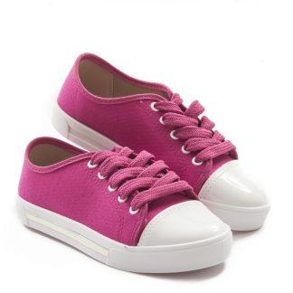 Tênis Molekinha Pink Infantil