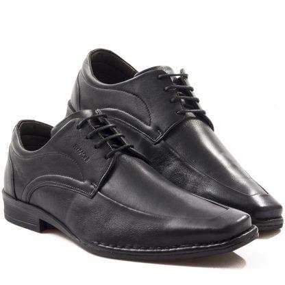 sapato social masculino ferracini preto