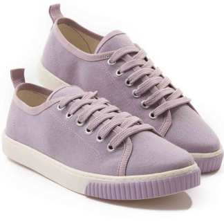 tenis le mulher casual lilas