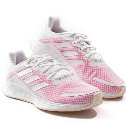 tenis feminino adidas rosa com branco