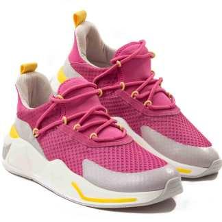 tenis fiver feminino pink