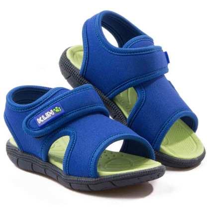 sandalia papete infantil klin menino