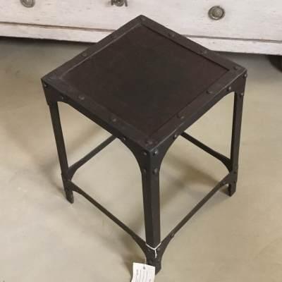 tavolino sgabello tavolino ferro