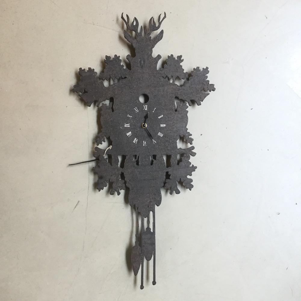 orologio Cucù ferro