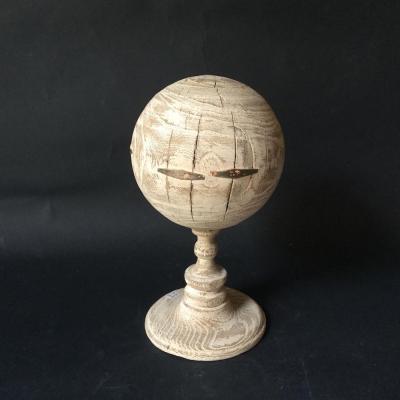 pinnacolo palla legno