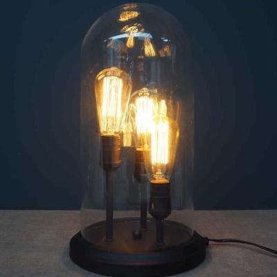 lampada campana di vetro