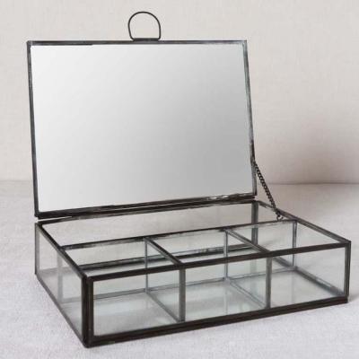 box ferro specchio