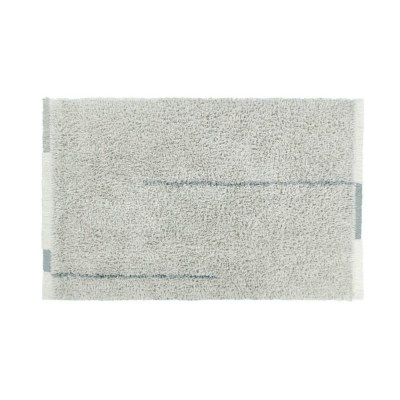 tappeto lana grigio