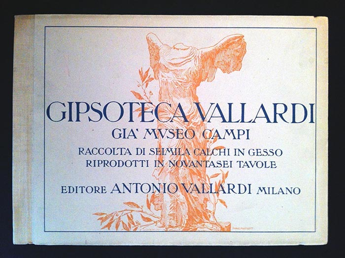 capietello gesso Vallardi