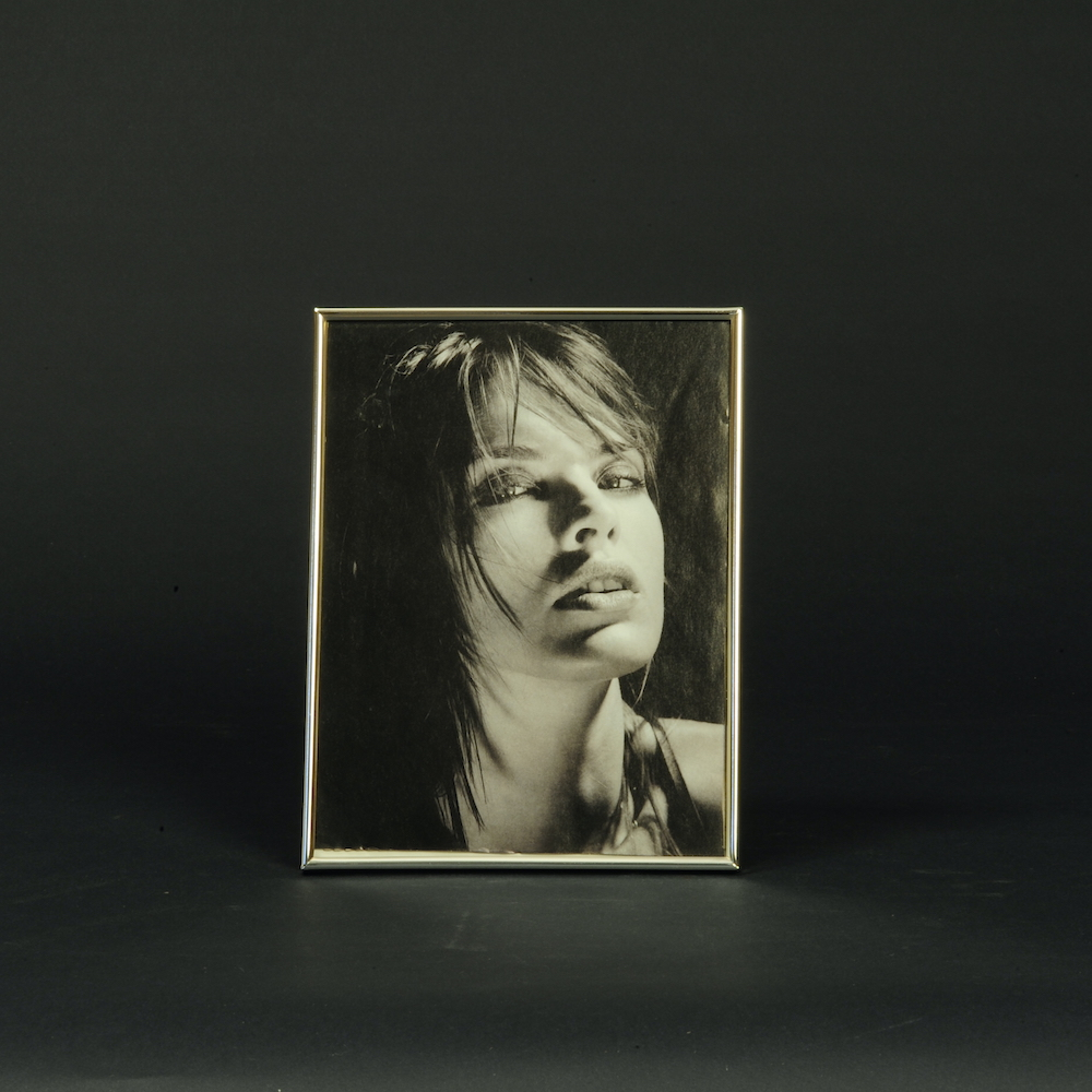 portafoto argento flamant