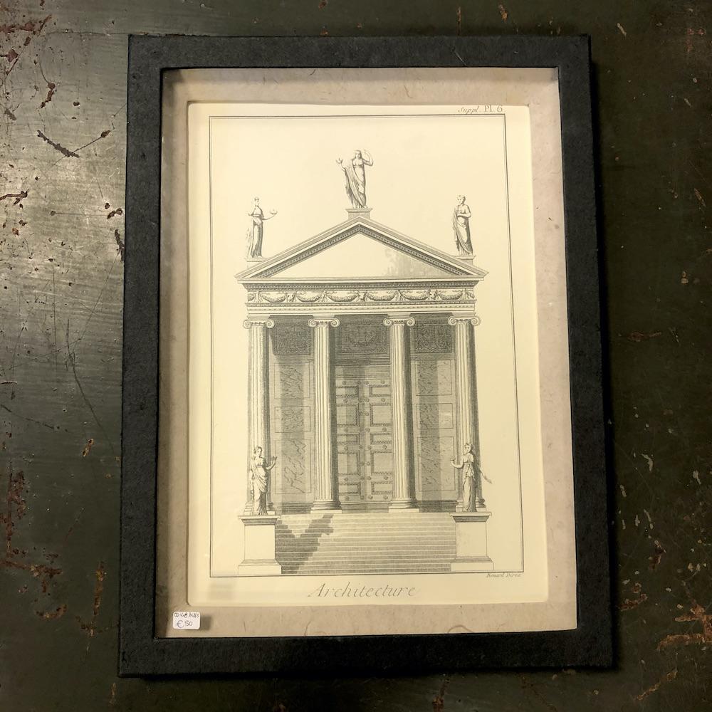 stampa architettura classica B