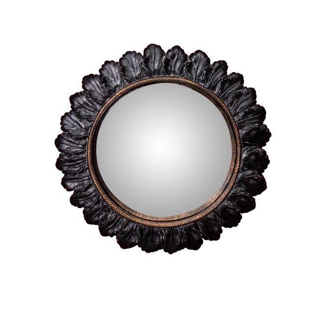 specchio convesso Fleurs