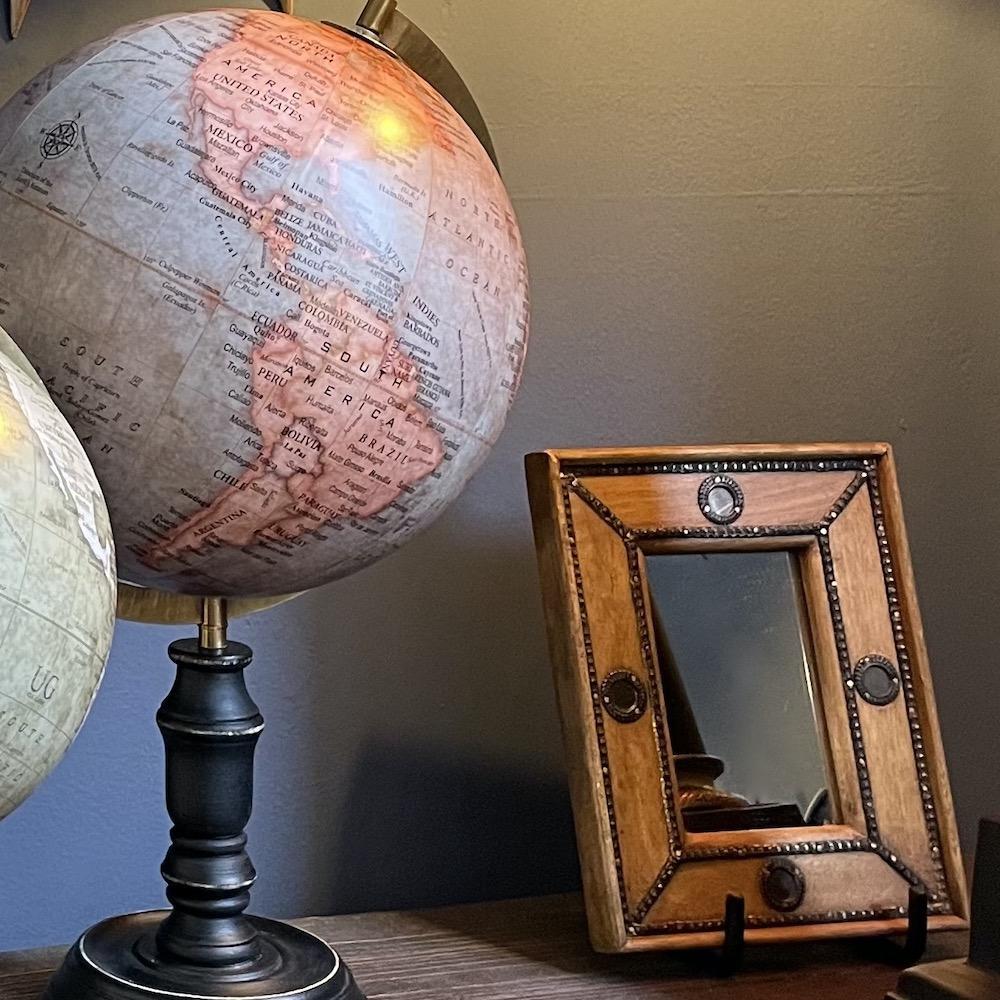 piccolo specchio Alcazar