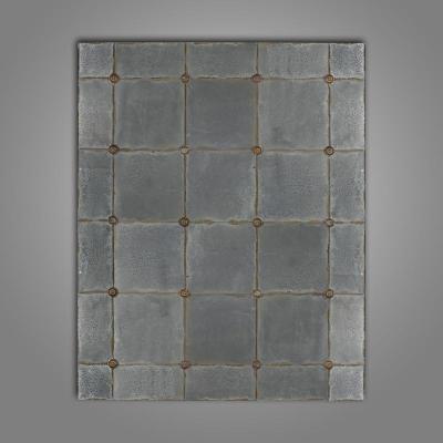 specchio-gold 100x125