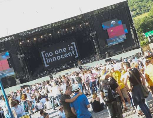 No One Is Innocent Ardèche Aluna Festival Ruoms 2016