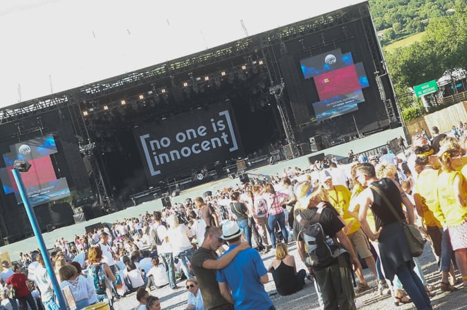 No One Is Innocent Ardèche Aluna Festival Ruoms 2016