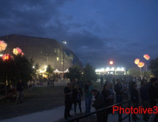 Public This Is Not A Love Song Festival 2016 Nîmes Photolive30