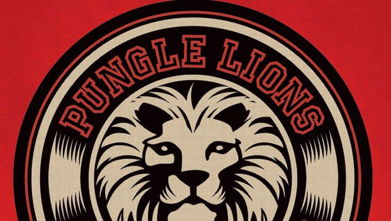 Pungle Lions Essentials 45 set 2014