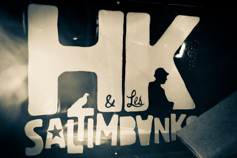 HK et les Saltimbaks - Photo : Marylene Eytier