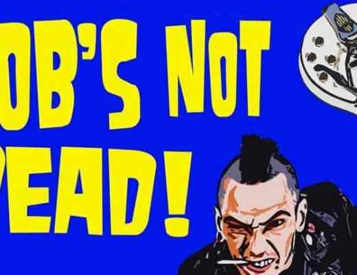 Bob's Not Dead J'y pense 2016