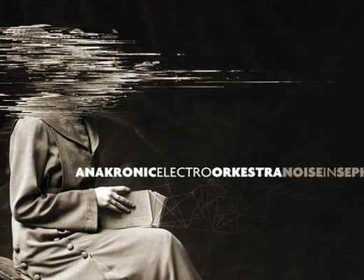 Anakronic Electro Orkestra Noise in sepher 2013
