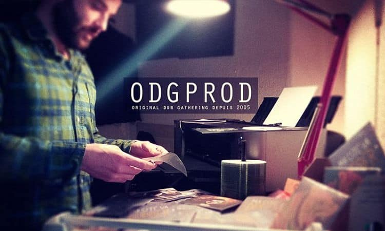 Reggae Dub ODG Prod téléchargement