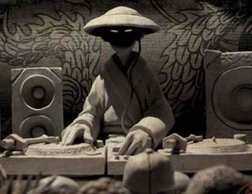 live chinese man à la cigale album