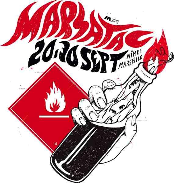 Visuel Marsatac 2012