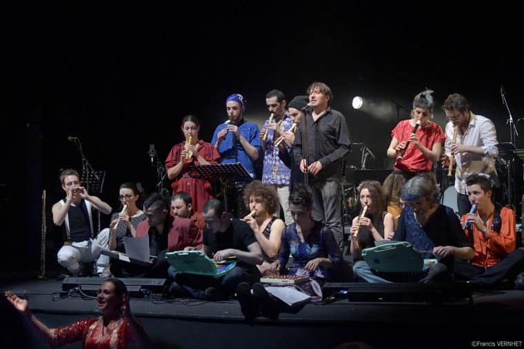 Loic Lantoine et The Very Big Experimental Toubifri Orchestra