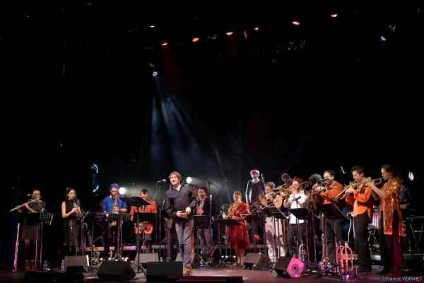 Loic Lantoine et The Very Big Experimental Toubifri Orchestra