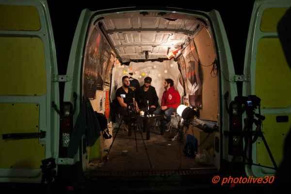 Camion interview Festival de la Meuh Folle 2017 Alès Photolive30