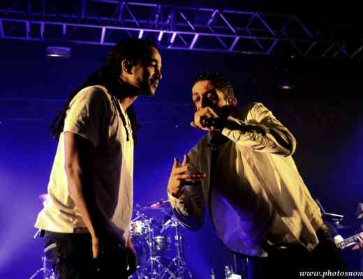 Dub Inc' Festival de la Meuh Folle 2017