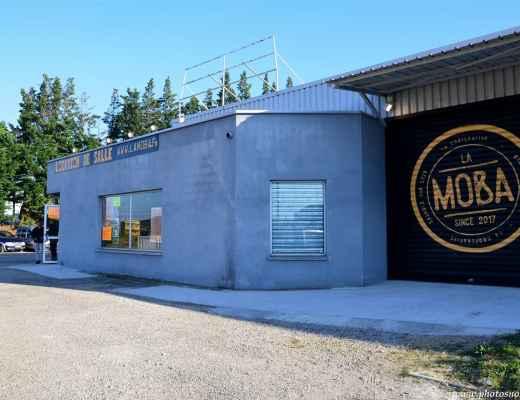 Soirée d'ouverture de La Moba à Bagnols-sur-Cèze (30) Photos Nomades