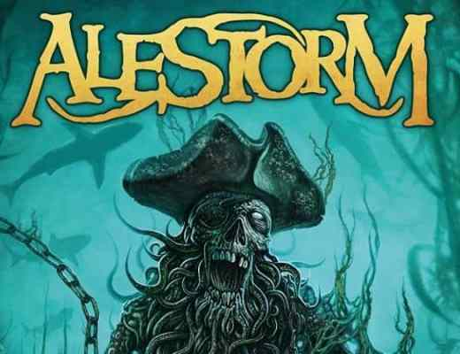 Critique Alestorm No grave but the sea 2017