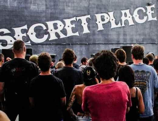 concerts secret place novembre 2017