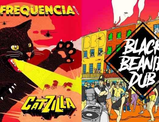 Baja frequencia album catzilla 2017