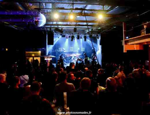 Powerage - Tribute AC/DC - La Moba Bagnols-sur-Cèze (30) 16/12/2017 Photos Nomades