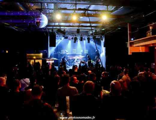 Powerage - Tribute AC/DC - La Moba Bagnols-sur-Cèze (30) 16/12/2017 Photos Nomades