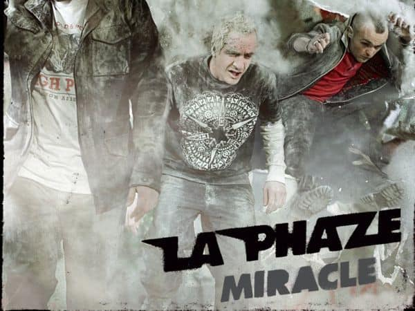 La Phaze Miracle album 2008