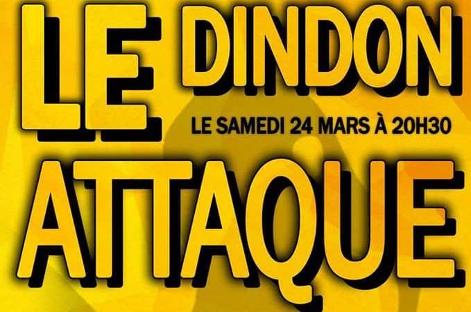 Concert Dindon Attaque Alès 24 mars 2018