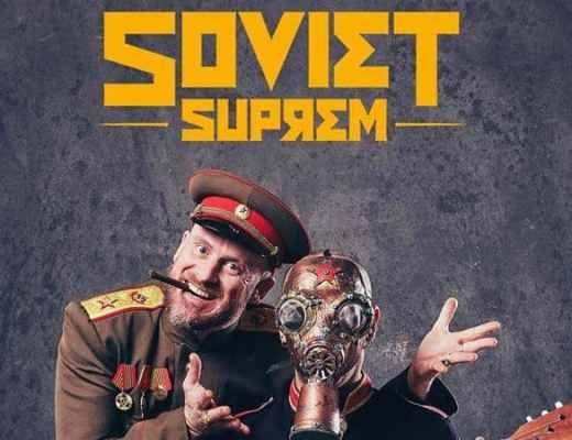 Soviet Suprem nouvel album 2018